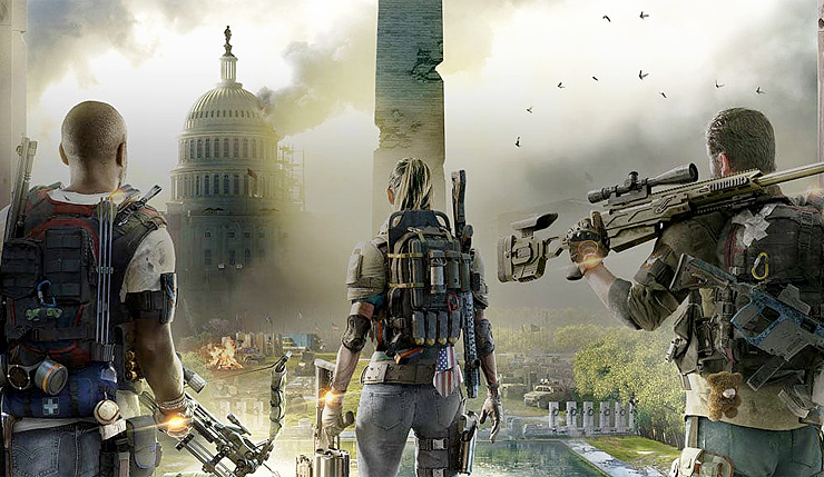 LFG weekend - The Division 2 - 3/29-3/31 - Tom Clancy Games