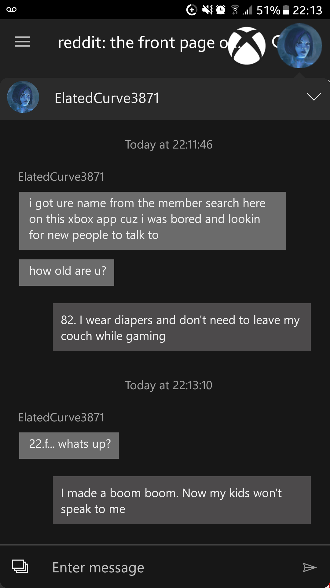 xbox live spam trolling general discussion grim reaper gamers forums